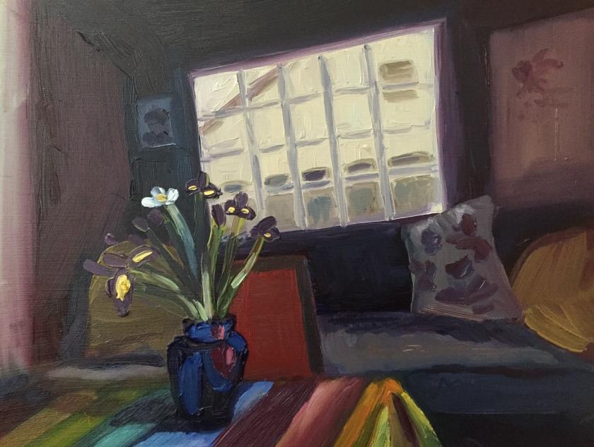 Iridescence. Robin L. Chandler Copyright 2015.